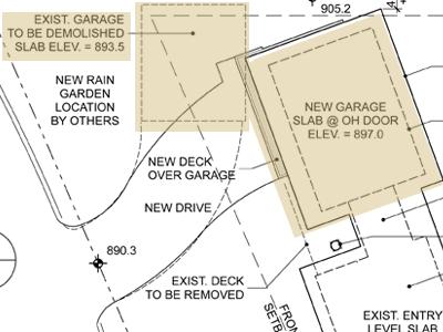 Tuck Under Garage Archives Showcase Renovations