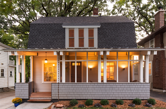 About Minneapolis Porch Replacement Showcase Renovations